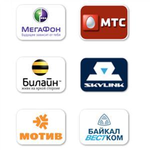 Операторы сотовой связи Коряжмы