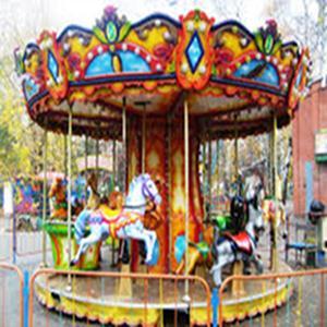 Парки культуры и отдыха Коряжмы