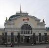 Железнодорожные вокзалы в Коряжме