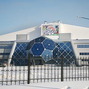 Спортивные комплексы Коряжмы