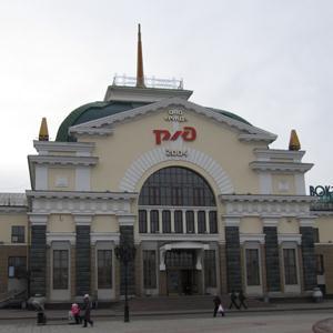Железнодорожные вокзалы Коряжмы