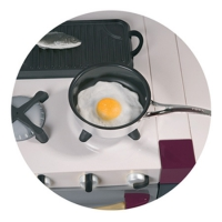 Зеленая марка - иконка «кухня» в Коряжме